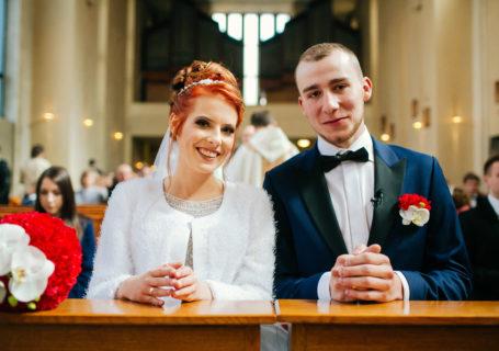 Kura wyjściowa weronika chudek ślub