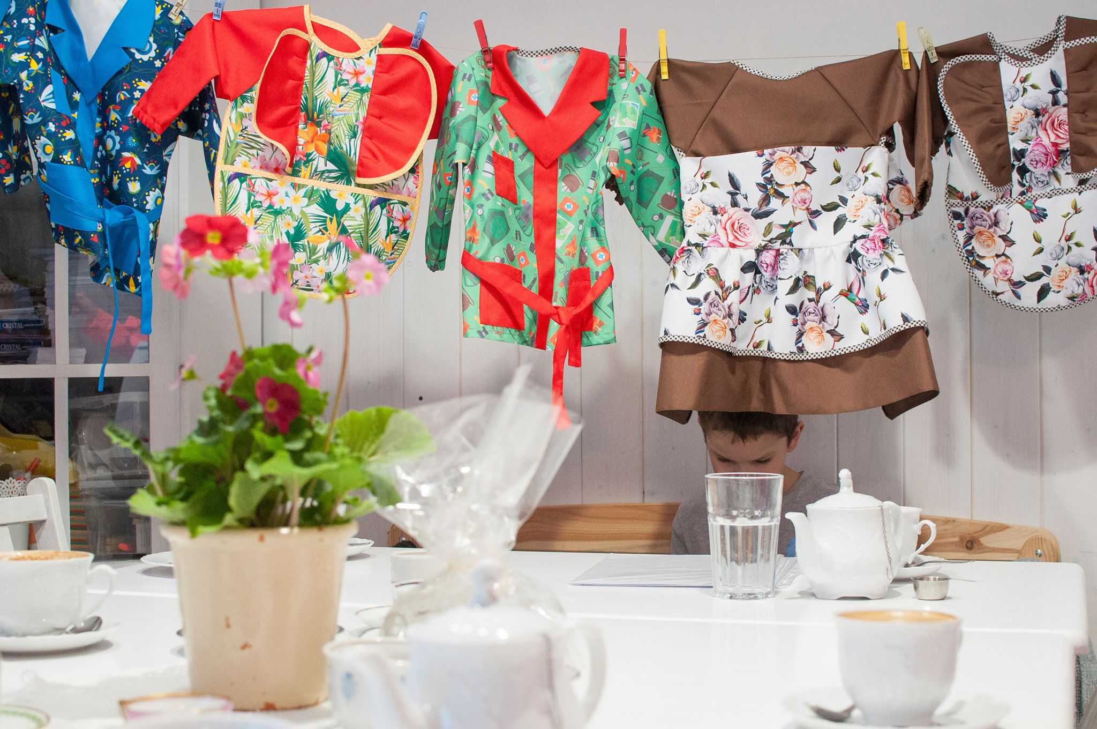 ubranka dla dzieci funkcjonalne czyste dziecko