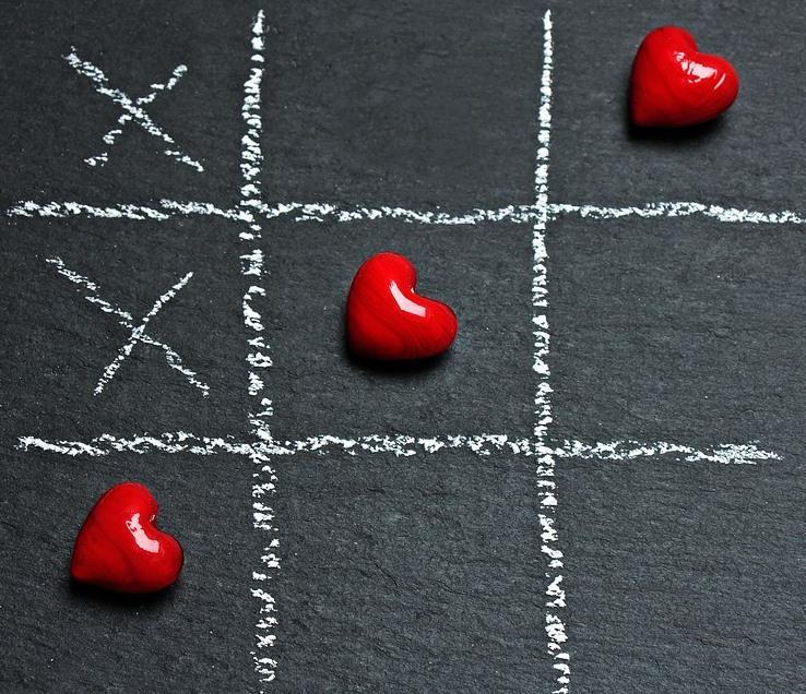 serce-kółko-krzyżyk-zwycięstwo-wygrana