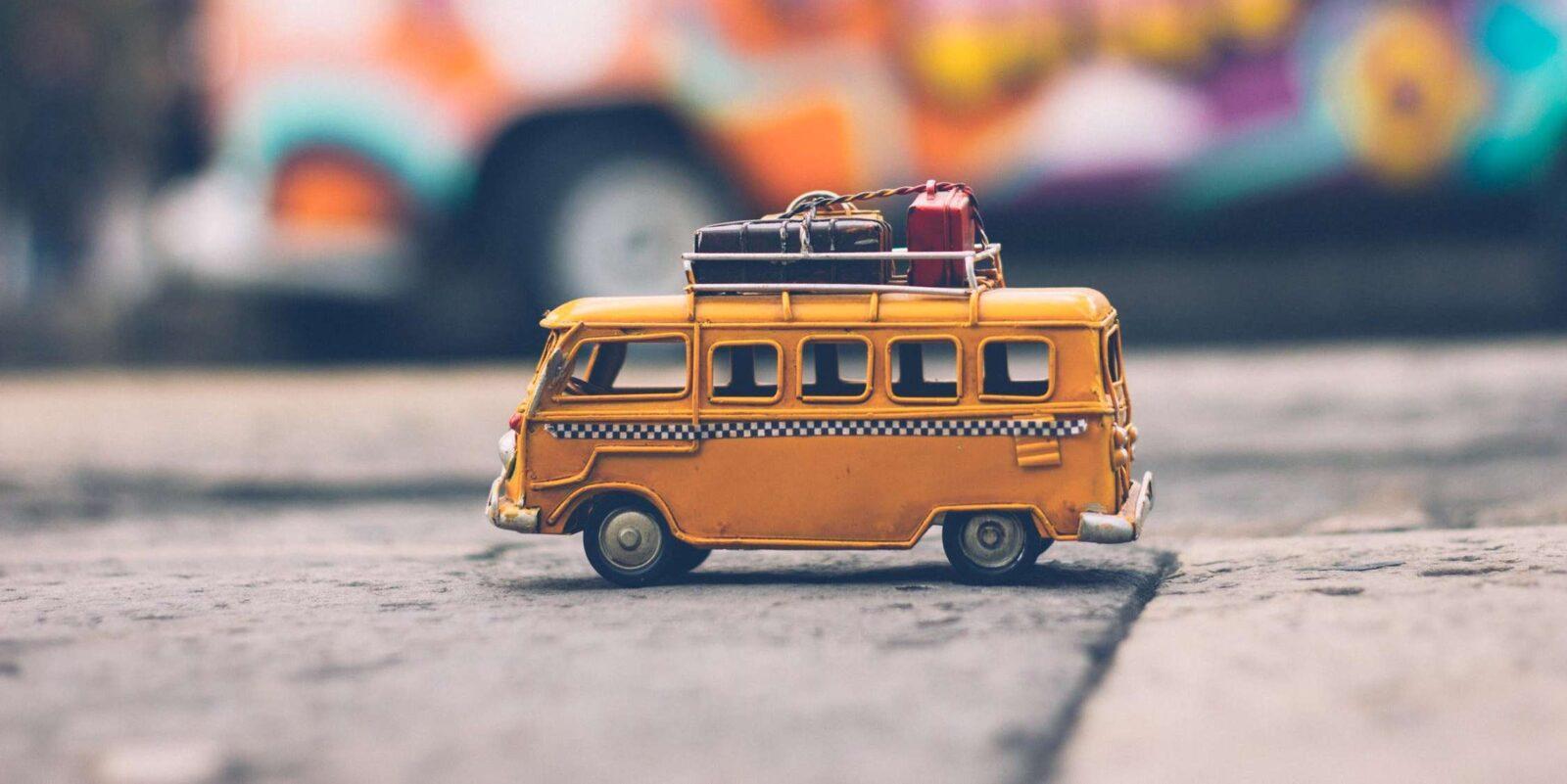 autobus podróż wyjazd busik wakacje