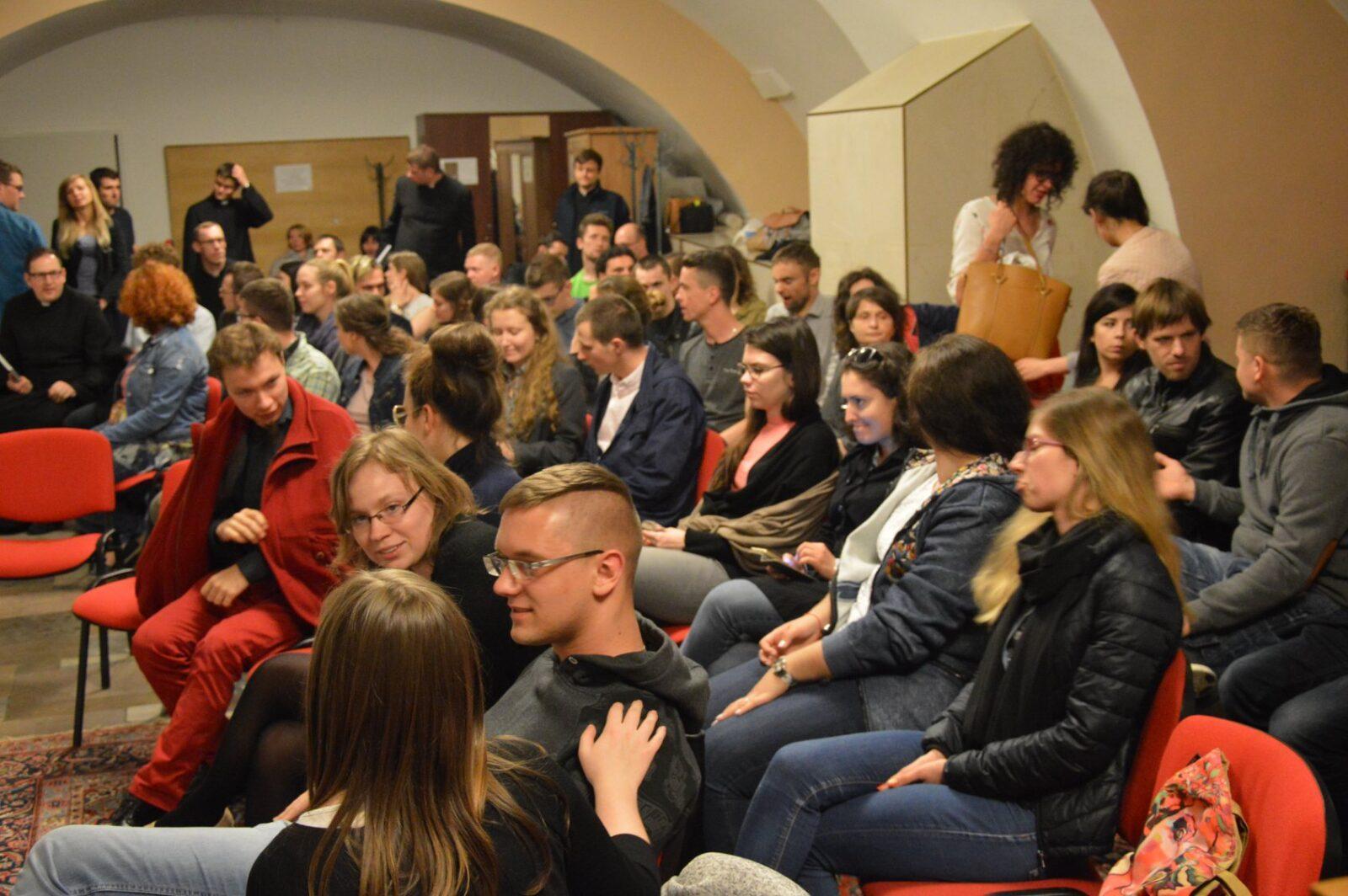 Ewangelizacja wspólnota młodzień studenci