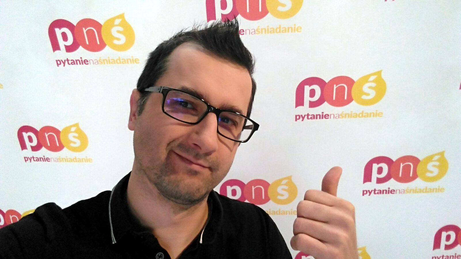 Marcin Perfuński Supertata pytanie naśniadanie śniadaniówka