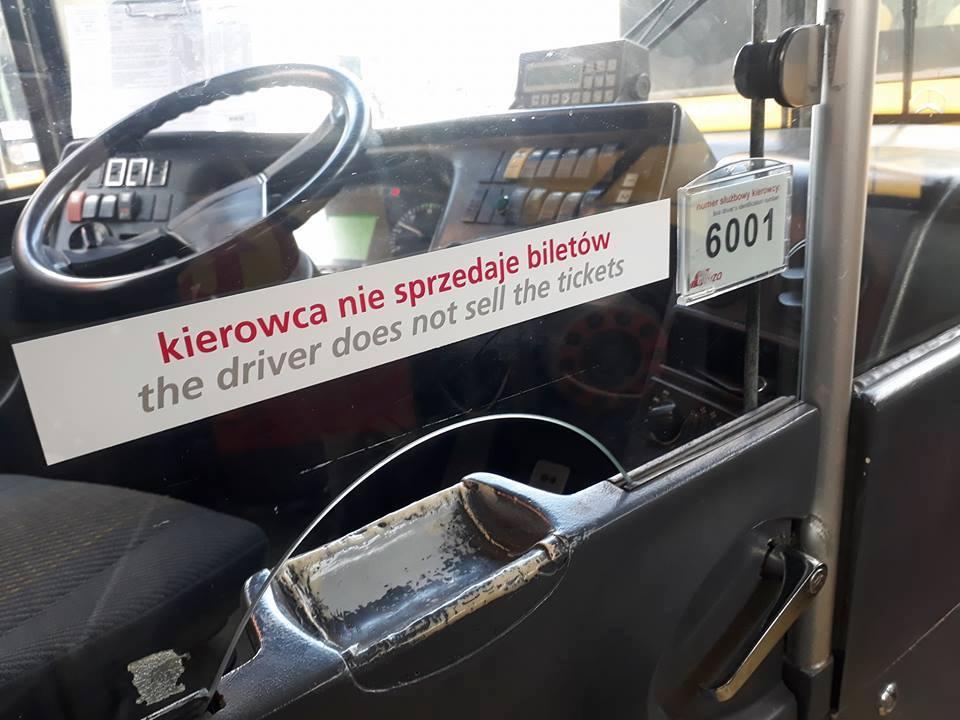 kierownica autobus kierowca kółko