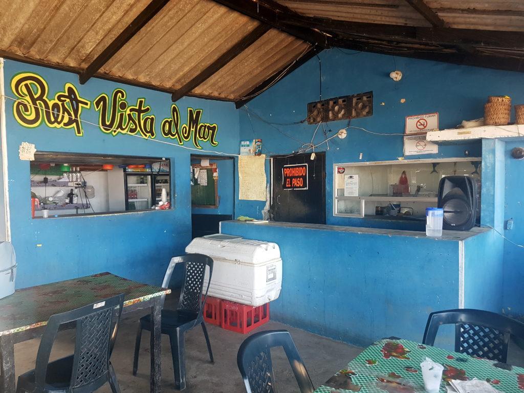 Panama restauracja smażalnia nadoceanem