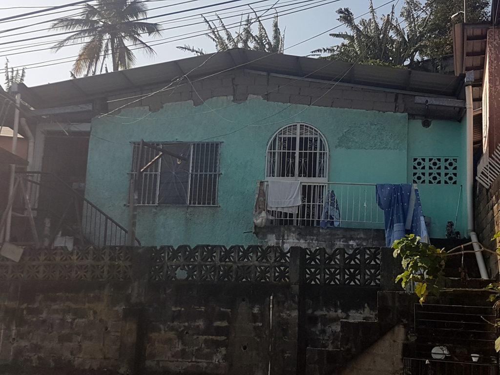domki Panama slumsy San Miguelito bieda