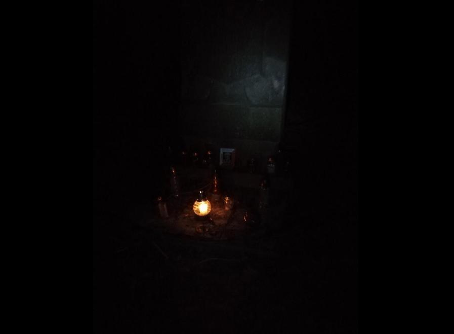 Ekstremalna Droga Krzyżowa Pomnik miejsca pamięci Las Kabacki wojna zamordowani