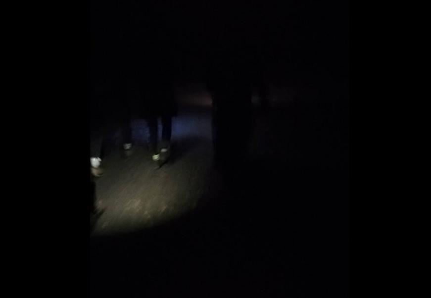 Ekstremalna Droga Krzyżowa droga noc wędrówka Las Kabacki